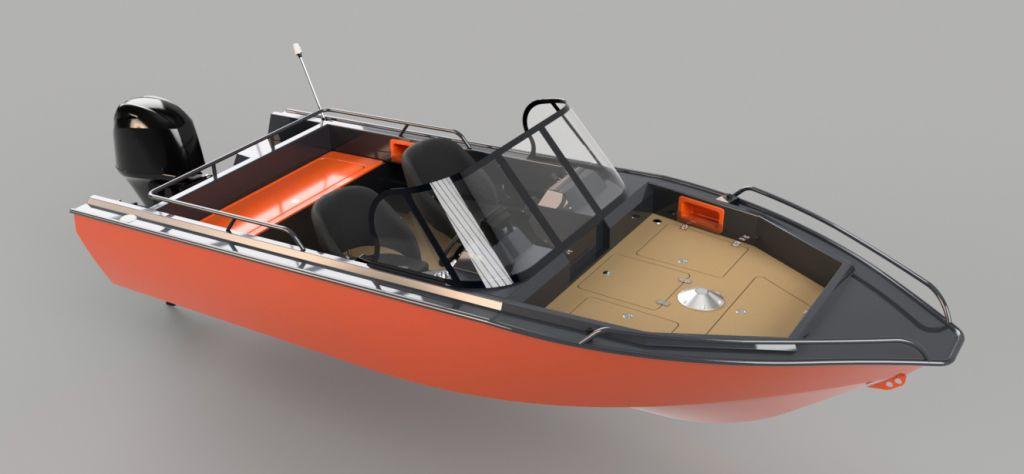 Новая модель - BERKUT M-Fisher!