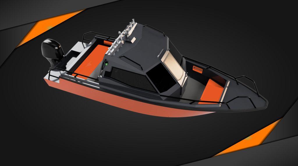 Новая модель L-HT Open!