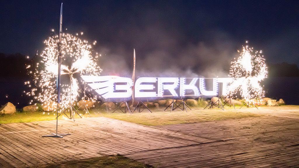 Видео со съезда дилеров Беркут